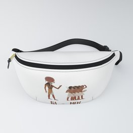 Ancient Egypt Ramen Fanny Pack