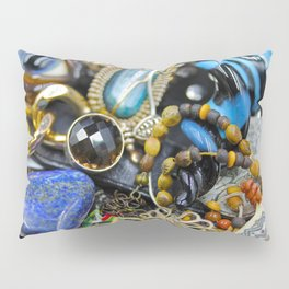 Jewelry Cluster 2 Pillow Sham