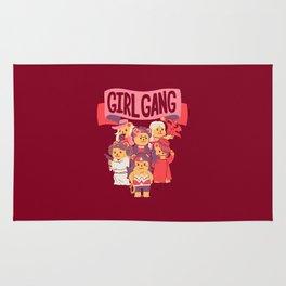 Girl Gang Rug