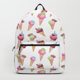 Ice creams / gelato Backpack