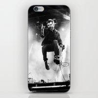 gorillaz iPhone & iPod Skins featuring Damon Albarn (Blur) - I by Tomás Correa Arce (RockMe TommyBoy)