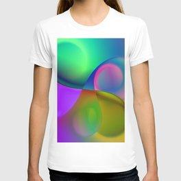 vortex triptych T-shirt