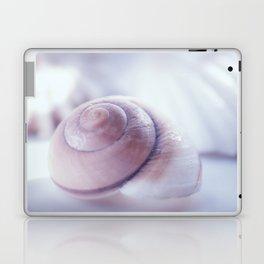 Snail shell blue emotion Laptop & iPad Skin