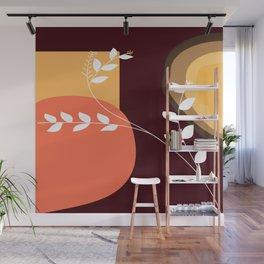 Art abstract Wall Mural