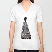 train V-neck T-shirts featuring TRAIN by hakstbl