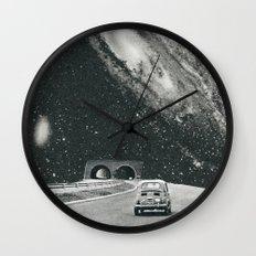 Circonvallazione nord Wall Clock