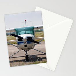 Cessna light aircraft Stationery Cards