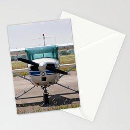 Cessna light aircraft Stationery Cards