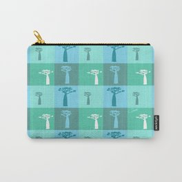 Baobab Azure Carry-All Pouch