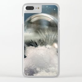 Crystal Ball Clear iPhone Case