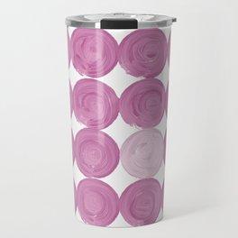 Pinker dot dot, dot pink Travel Mug