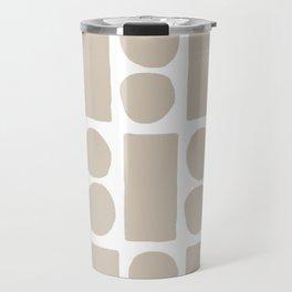blocky Travel Mug