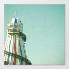 Summer Slide Canvas Print