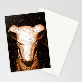 Devil Dog Stationery Cards