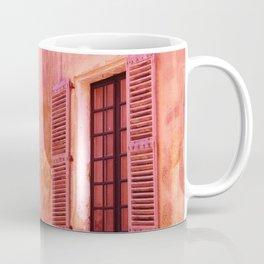 Ancient pink village Coffee Mug
