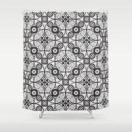 Padrão Trans Shower Curtain