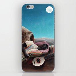 Henri Rousseau The Sleeping Gypsy iPhone Skin