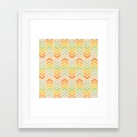 infinity Framed Art Prints featuring Infinity by Skye Zambrana