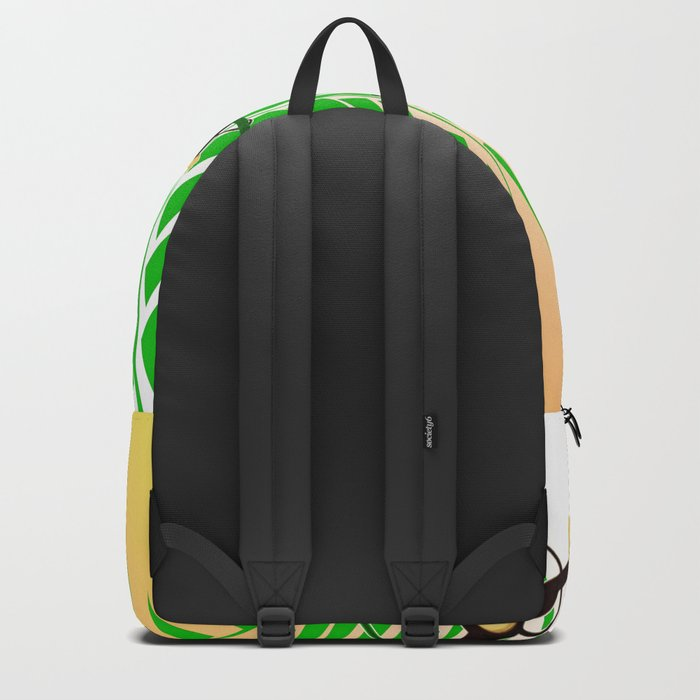 Funny Monkeys Backpack