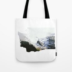 I Love Washington I Tote Bag