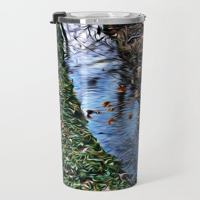 Brook Travel Mug