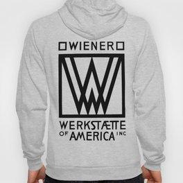 Wiener Werkstaette of America Hoody