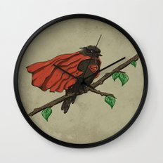Super Bird Wall Clock