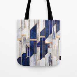 Blue Winter Sky Tote Bag