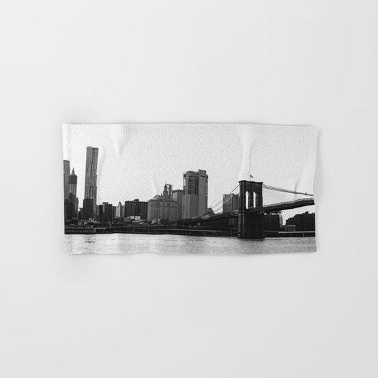 Manhattan III Hand & Bath Towel