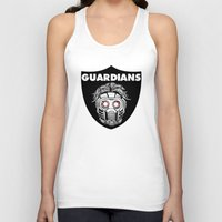 guardians Tank Tops featuring Guardians  by Buby87
