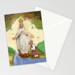 Mater Misericordiae Stationery Cards