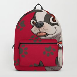 Dream Daddy: Betsy Backpack