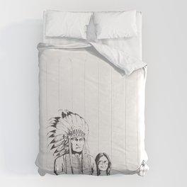 Please Smile Comforters