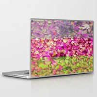 psychadelic Laptop & iPad Skins featuring Psychadelic Succulents by Hithere22