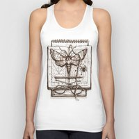 science Tank Tops featuring Science by Ulla Thynell