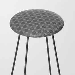 Dots #4 Counter Stool
