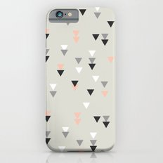 Pink Triangle Slim Case iPhone 6s