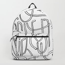 In pieces Backpack