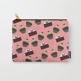 Pattern cupcakes and cakes, sweets, children´s room Carry-All Pouch