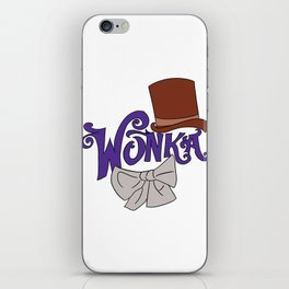 Wonka iPhone Skin