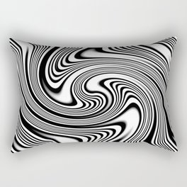 Roundabout Rectangular Pillow
