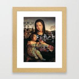 Madonna  Framed Art Print