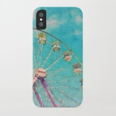 Day at the Fair iPhone X Slim Case