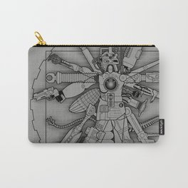 The Vitruvian Machine Carry-All Pouch