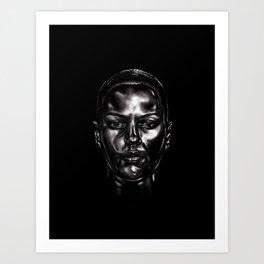 Black Matters Art Print