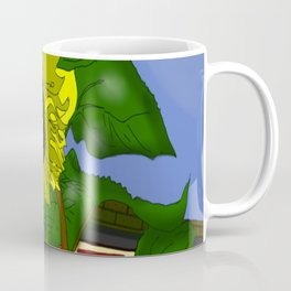 Thee Sunflower by Mgyver Coffee Mug