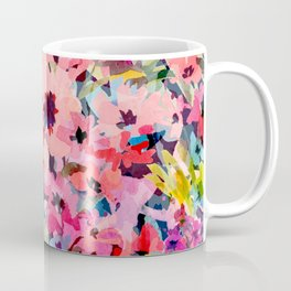 Little Peachy Poppies Coffee Mug