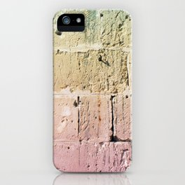 Matera (Take me back in time) iPhone Case