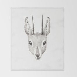 Antelope Throw Blanket