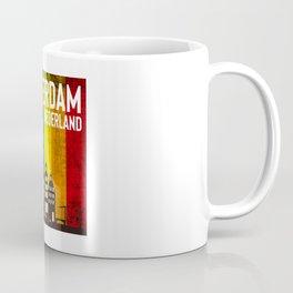 Rainbow Amsterdam Coffee Mug